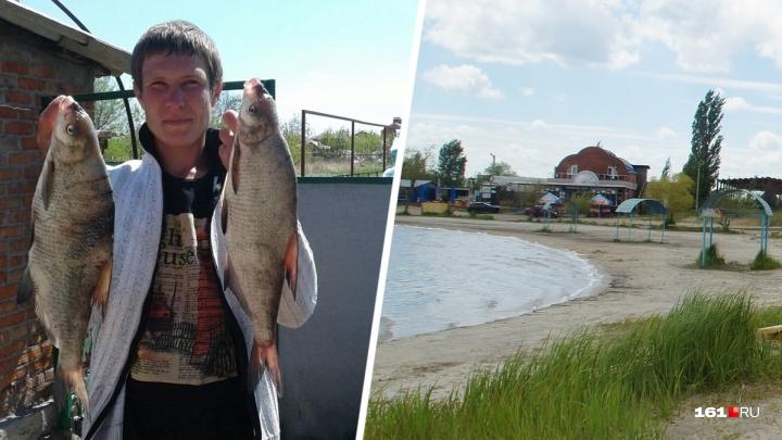 На Соленом озере нашли тело 25-летнего мужчины