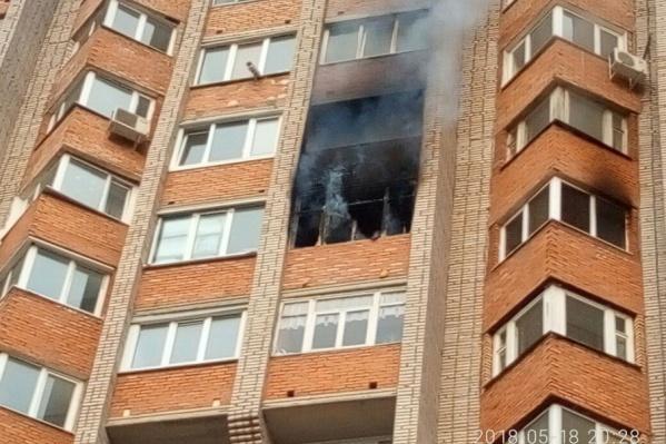 К счастью, в огне никто не пострадал