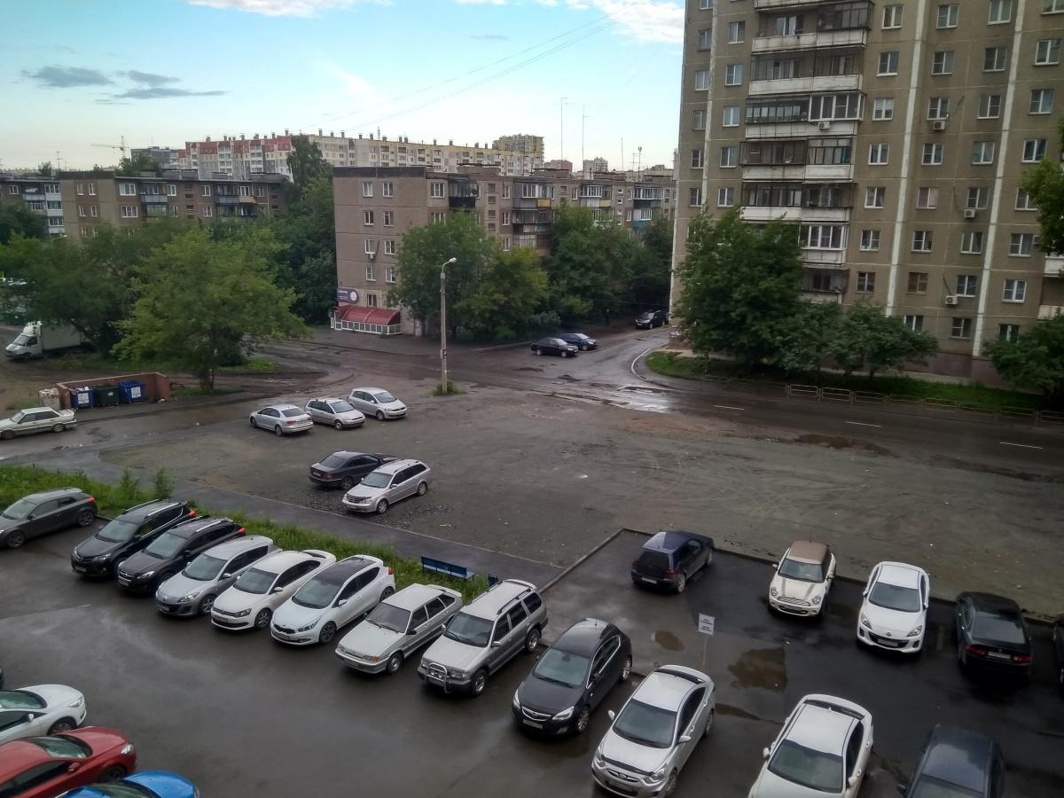 Пустующая площадка вновь свободна для жителей улицы Шаумяна