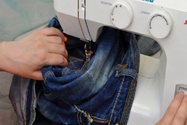 В руках опытных мастеров любая одежда может быть отреставрирована