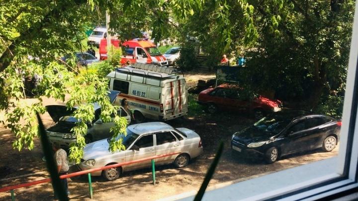 В Кургане в общежитии погиб семилетний ребенок