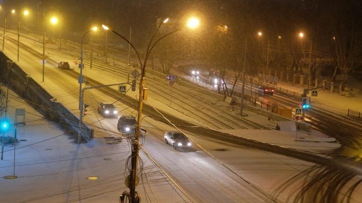 Движение по Макаровскому мосту открыли раньше срока