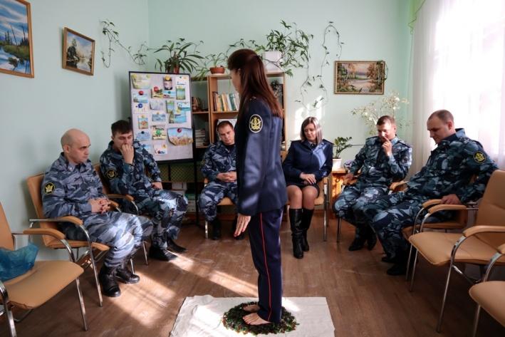 Психолог в колонии нужен не только заключенным, но и сотрудникам