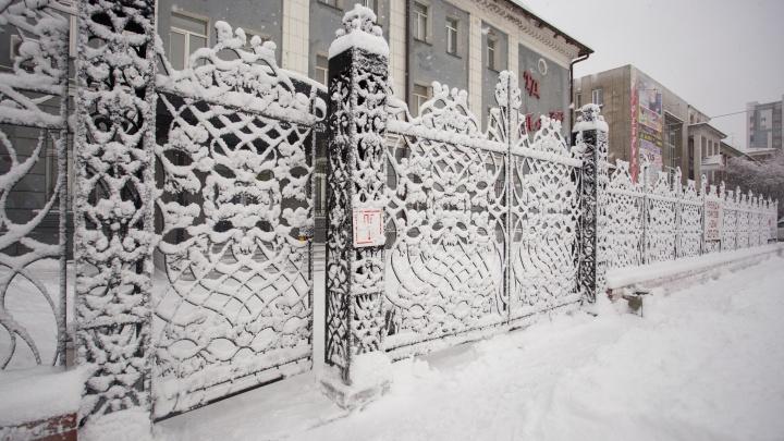 Холод уходит: в Новосибирск идёт сильное потепление