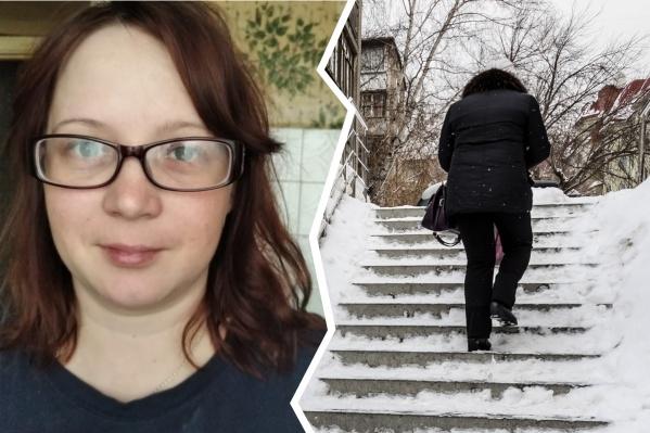 Елена Константинова вышла из дома, с тех пор её никто не видел