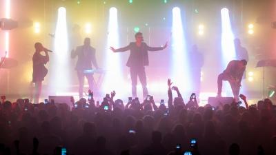 Группа ЛСП выступила в Ростове: публикуем огненный фоторепортаж с концерта