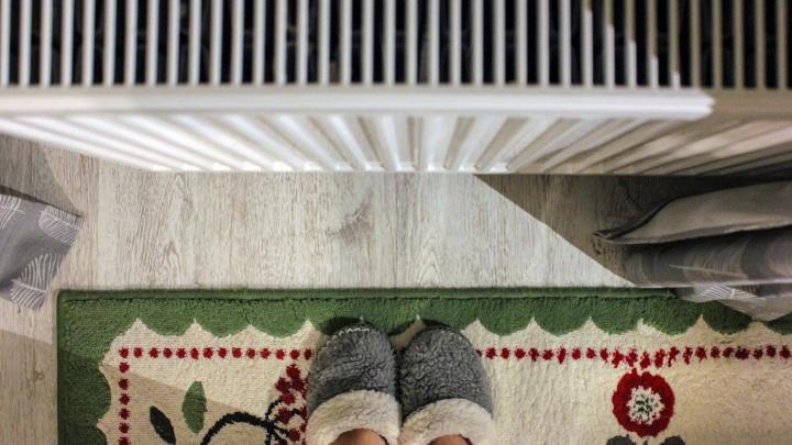 В Кургане с 24 сентября тепло начнет поступать в жилые дома