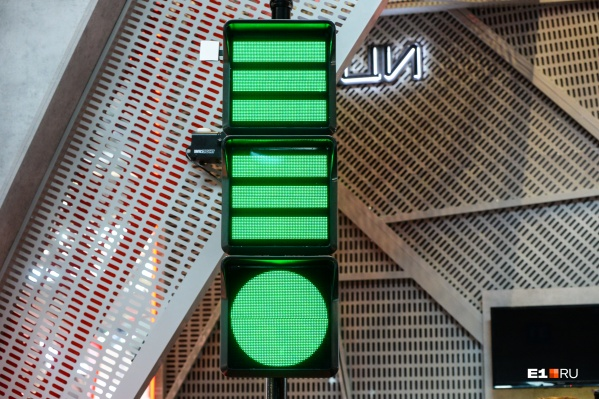Новый светофор сможет показывать не только цвета, но и анимированные изображения
