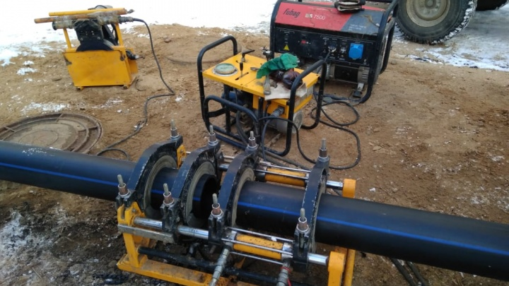 На 1-й Тормознойулице заменят водопроводные сети