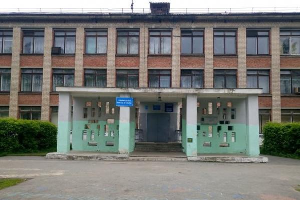 Школа № 83 на Седова