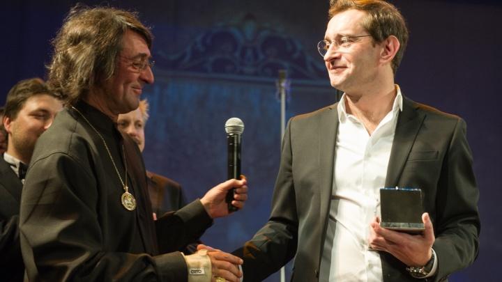 Константин Хабенский приедет в Челябинск, чтобы прочитать пьесу «Калигула»