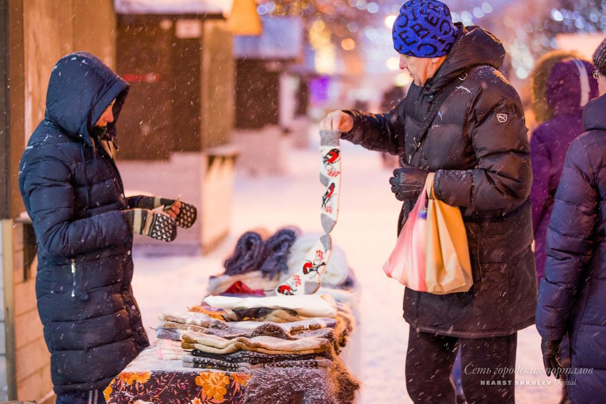Ученые призывают носить зимой шапки и варежки
