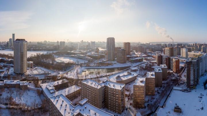 Как в Италии, только на Урале: рядом с центром Екатеринбурга построят дом с «золотыми» подъездами