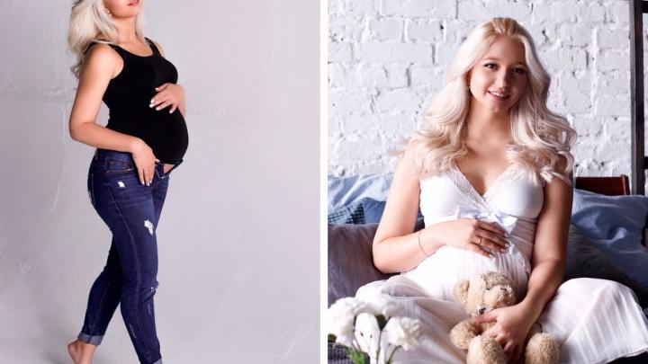 Мамочки-супермодели: четыре стильные девушки, которые расцвели во время беременности