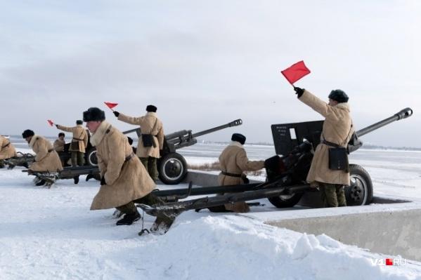 19 ноября стало Днём артиллерии