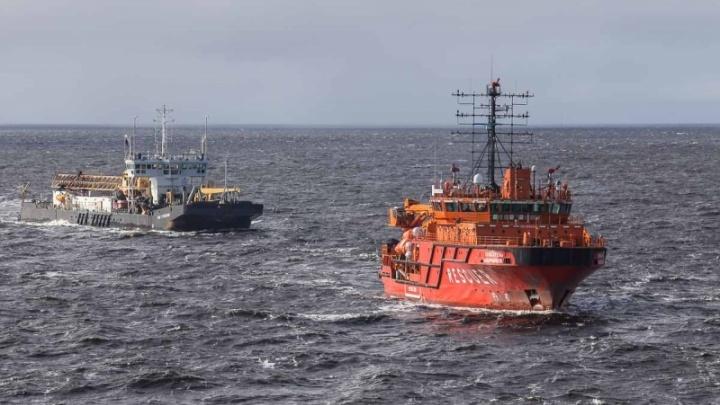 Пропавшее в Японском море судно с южноуральцем на борту ищут с помощью спутников