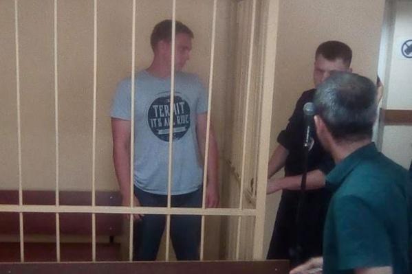 Руслан Цветков пробудет под стражей до 20 сентября