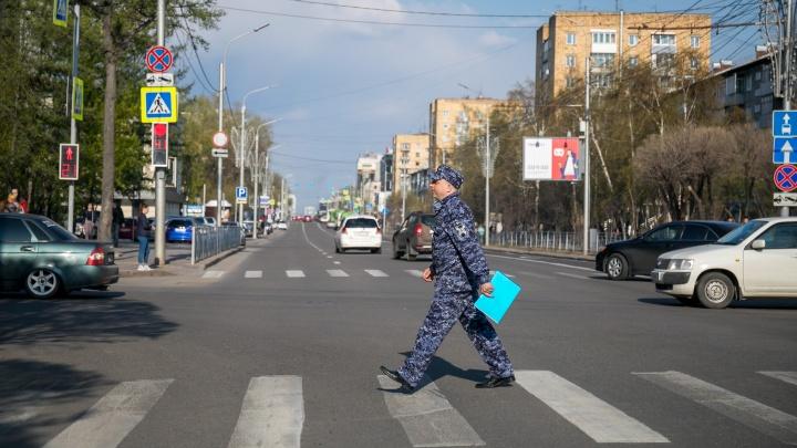 Росгвардия в Красноярске заказала финки НКВД и часы с Георгием Победоносцем в качестве подарков