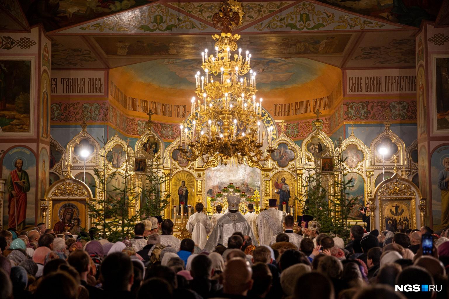 Рождество считается одним из главных православных праздников