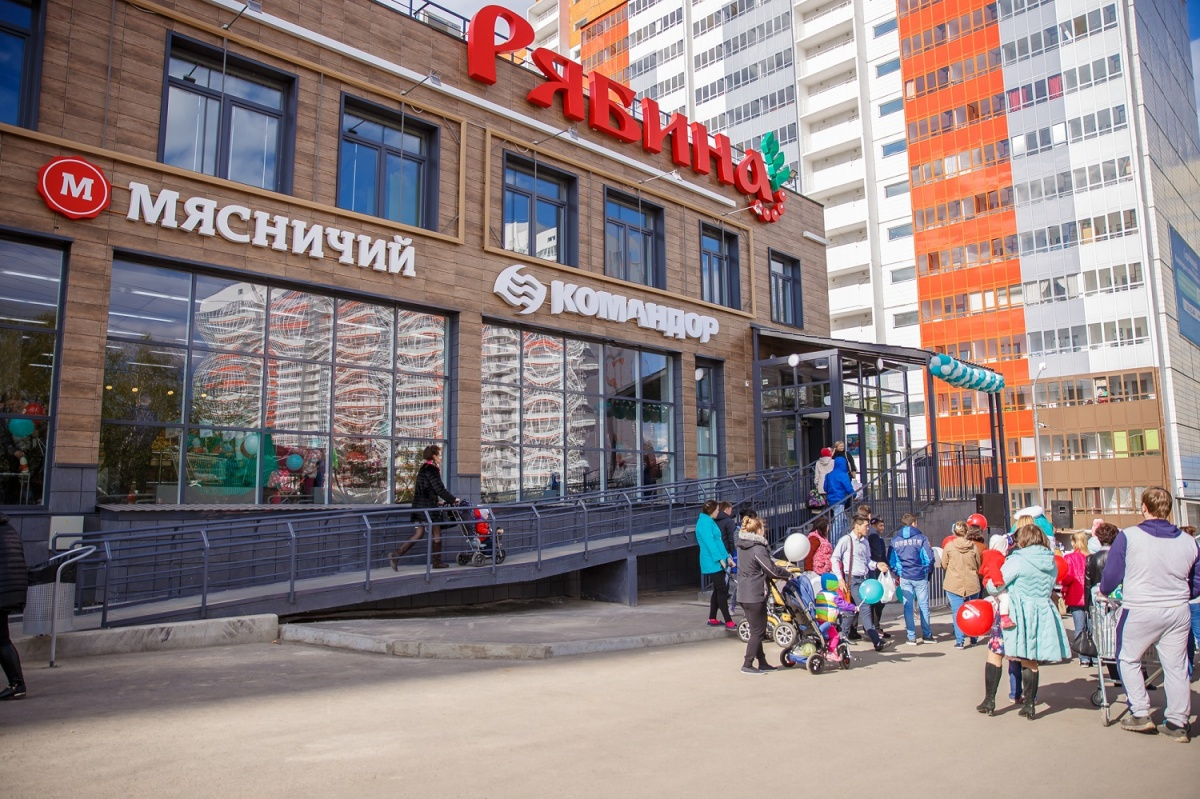 Каждые две недели «Мясничий» открывает новые фирменные отделы в Красноярске. Очередной «Мясничий» заработал по адресу: улица 60 лет Октября, 48