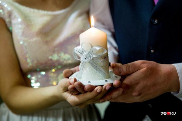Високосный год — не повод откладывать свадьбу