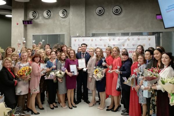 За победу на заключительном этапе боролись 15 финалистов со всей России