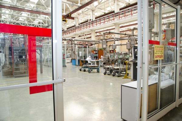 Для этого завод будет использовать комплекс переработки промышленных отходов<br>