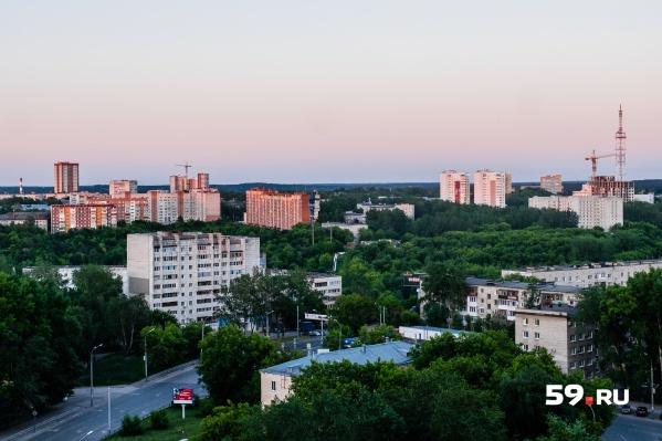 На Гайве продается 291 квартира, в Балатово — 252