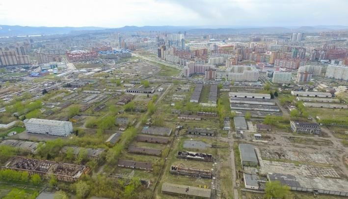 На месте бывшего военного городка на Малиновского запланировали строительство исторического центра