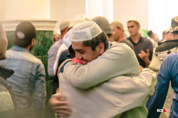 Праздник особенно популярен у мусульман
