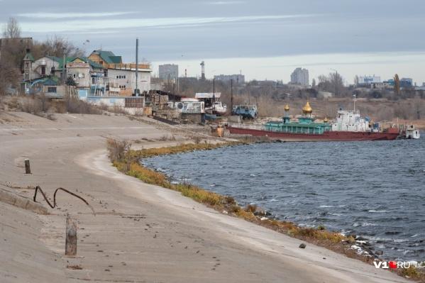 Администрация Волгограда 20 лет не вспоминала о набережной