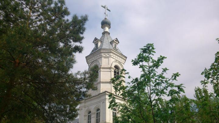РПЦ требует у администрации отдать участок под старейшим храмом Волгограда