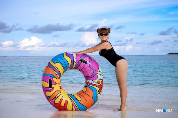 Наталья рассказала, как безопасно купаться на Мальдивах и что взять с собой из дома