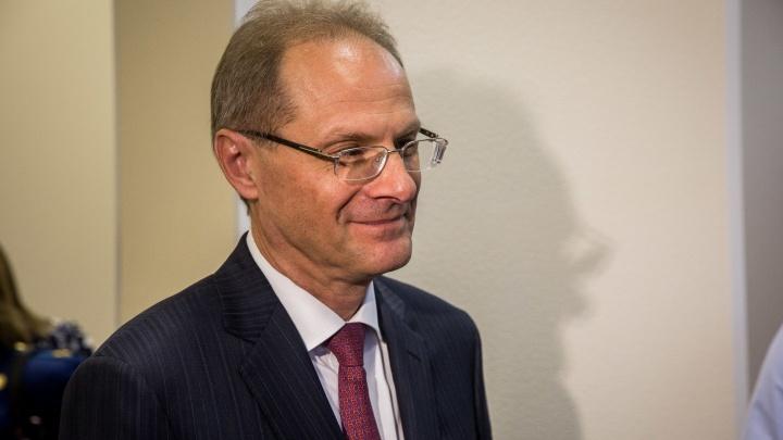 Экс-губернатор Василий Юрченко потребовал компенсацию за незаконное уголовное преследование