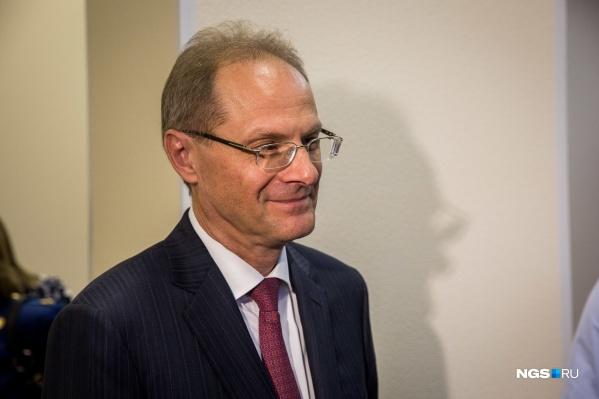 Василий Юрченко потребовал компенсировать ему моральный и имущественный вред за уголовное преследование по делу двухлетней давности