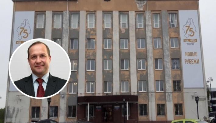 Бывший глава Тобольского района Юрий Батт стал фигурантом уголовного дела