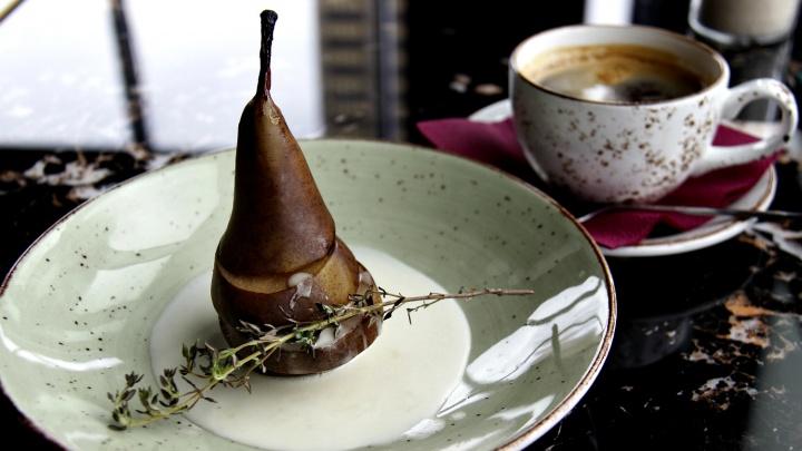 Совладелец «Дяди Дёнера» открыл на «Октябрьской» кафе с копчёными грушами и круассанами
