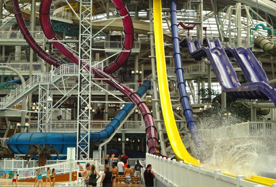 Аквапарк планируют построить на северо-западе Челябинска, рядом с будущим торговым центром IKEA