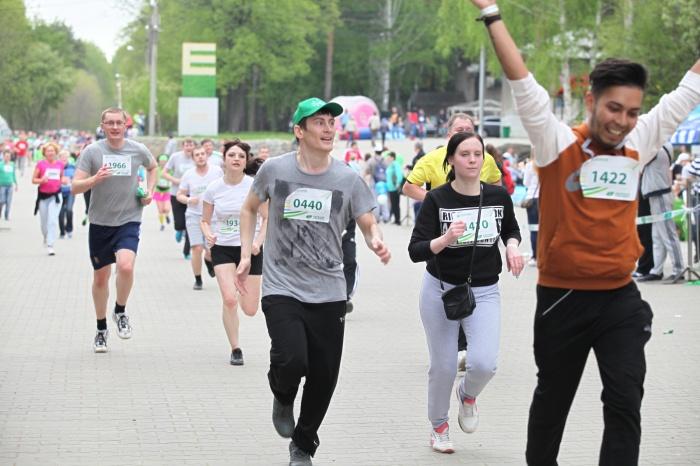 В этом году забег, кроме Екатеринбурга, пройдёт ещё в 55 городах России