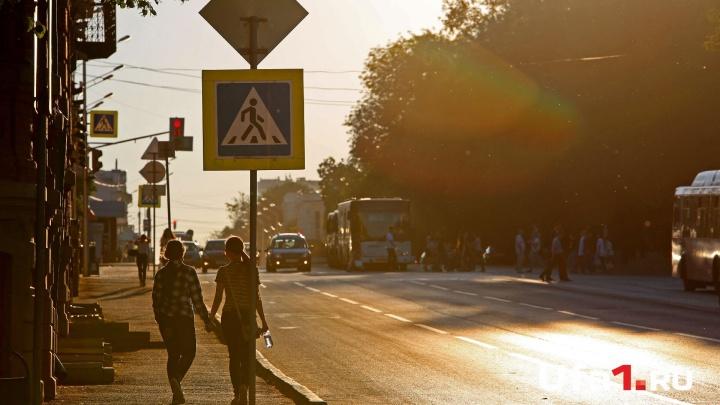 В Башкирию вернётся жара