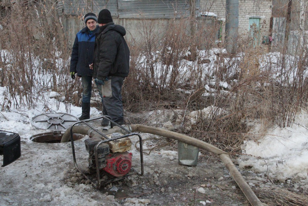 Вода исчезла из кранов жителей Новосинеглазово вечером 4 декабря