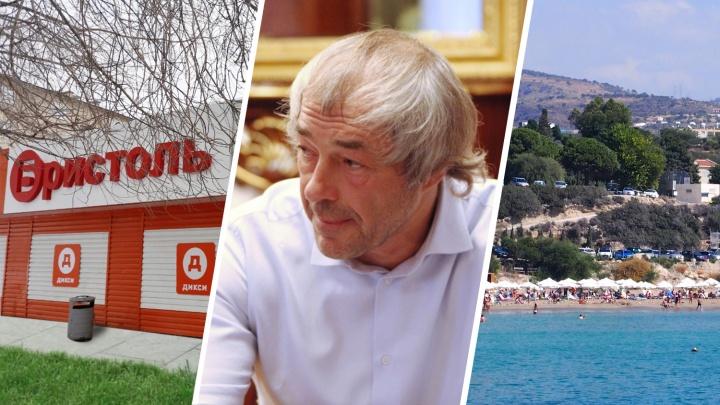 Загадочный коктейль: что стоит за слиянием «Красного&Белого» и «Бристоля» на Кипре