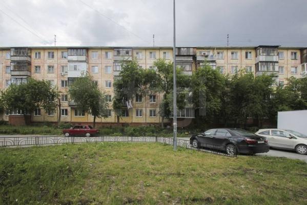 Конфликт случился во дворе одного из домов по улице Пермякова