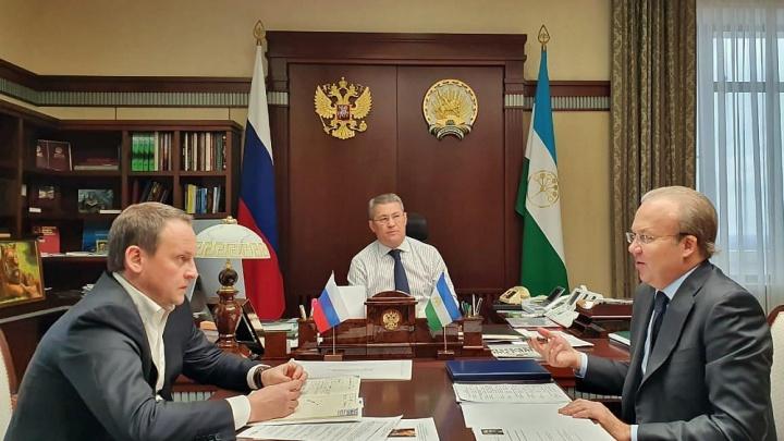 Главе Башкирии представили возможный состав правительства региона