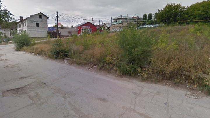 В Железнодорожном районе планируют построить новый торгово-офисный центр