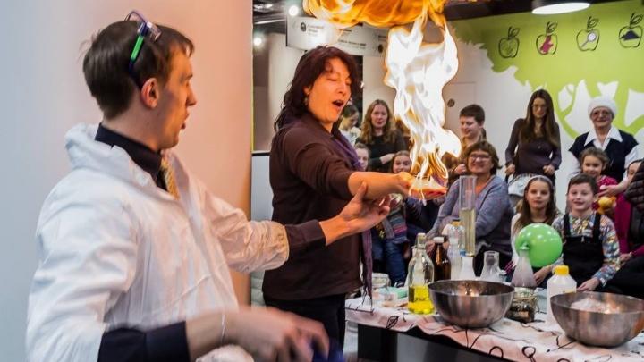В новогодние каникулы в Екатеринбурге откроется лаборатория Деда Мороза