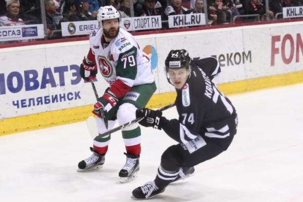 Кравцов и Кручинин вошли в олимпийскую сборную страны