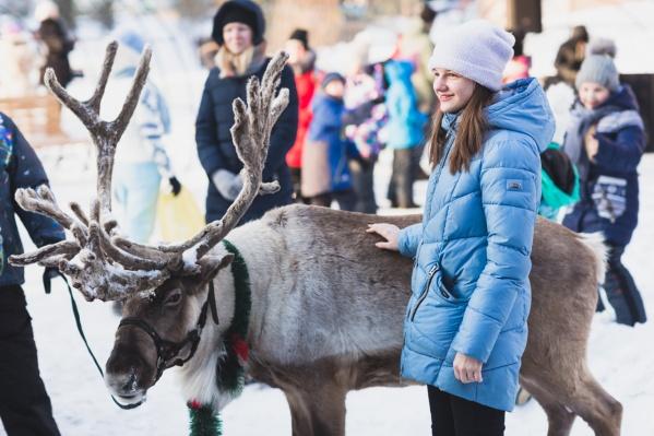 В ЖК «Ярославский» не стали ждать 31 декабря и устроили праздник на неделю раньше