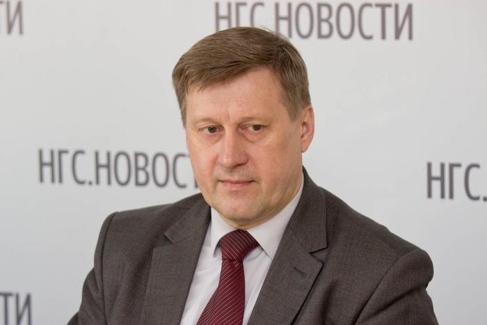 Анатолий Локоть заявил, что в ближайший год намерен заниматься вопросами жизни Новосибирска