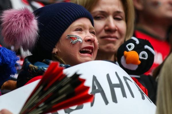 Болельщики «Авангарда» огорчены игрой любимой команды в серии с ЦСКА